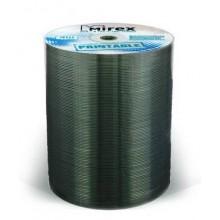 Диск DVD+R Mirex 4.7 Gb, 16x, Shrink (100), Ink Printable (100/500) арт.:UL130029A1T