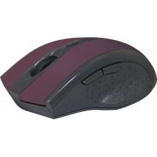 Defender Беспроводная оптическая мышь Accura MM-665 красный,6 кнопок,800-1200 dpi арт.:52668