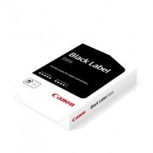 Офисная бумага Canon Black Label Extra А4 80гр/м2, 500л. класс