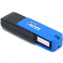 Флеш накопитель 4GB Mirex City, USB 2.0, Синий арт.:13600-FMUCIB04