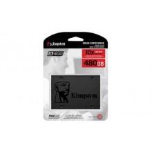 Kingston Technology Твердотельный диск 480GB Kingston SSDNow A400, 2.5