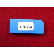 Чип для картриджа C9721ACyan, 8K (ELP Imaging®) арт.:ELP-CH-H4600-C