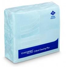 Салфетки для очистки оптики и зеркал Veraclean Critical Cleaning Wiper голубые (Katun/Chicopee) пак/50шт арт.:48860