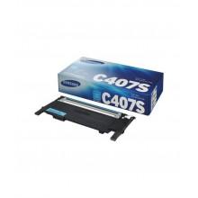 Картридж Samsung CLP-320/325/CLX-3185 1.0K Cyan S-print by HP арт.:ST998A