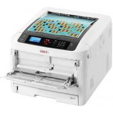 Принтер OKI C834DNW цветной светодиодный, А3, А4-36/36 ppm, A3-20/20 ppm, дуплекс арт.:47228005