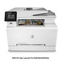 Многофункциональное устройство HP Color LaserJet Pro M283fdw MFP арт.:7KW75A