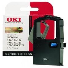 Картридж с красящей лентой для матричного принтера OKI Microline 182/183/280/320/321/3320/3321/3310/3311 арт.:01108002