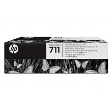 HP C1Q10A Комплект для замены печатающей головки 711 Designjet DesignJet T120/T520 (О) арт.:9891971161